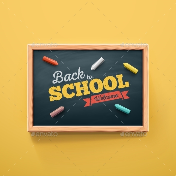 Back To School - Miscellaneous Vectors