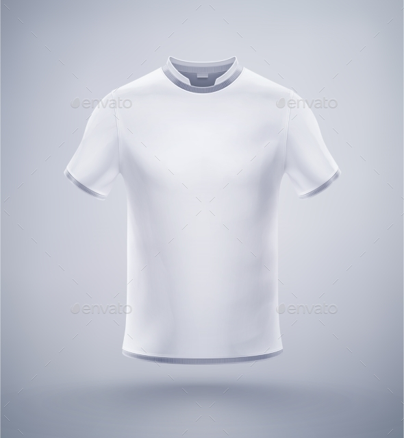Mens T-Shirt - Retail Commercial / Shopping