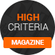 HighCriteria - Clean Multipurpose Magazine HTML - ThemeForest Item for Sale