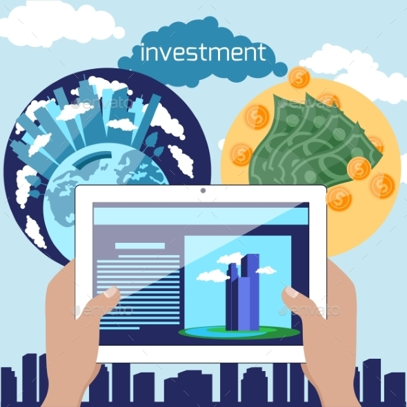 Real Estate Investment - Concepts Business