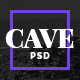 Cave | Creative PSD Theme - ThemeForest Item for Sale