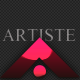 Artiste - Pictures, Videos & Music Portfolio Nulled