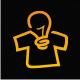 Idea Shirt Logo Tempate - GraphicRiver Item for Sale