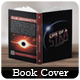 Space - Book Cover [Vol.2] - GraphicRiver Item for Sale