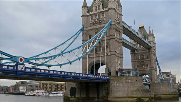 One of Londons Beautiful Spot is the Tower Bridge