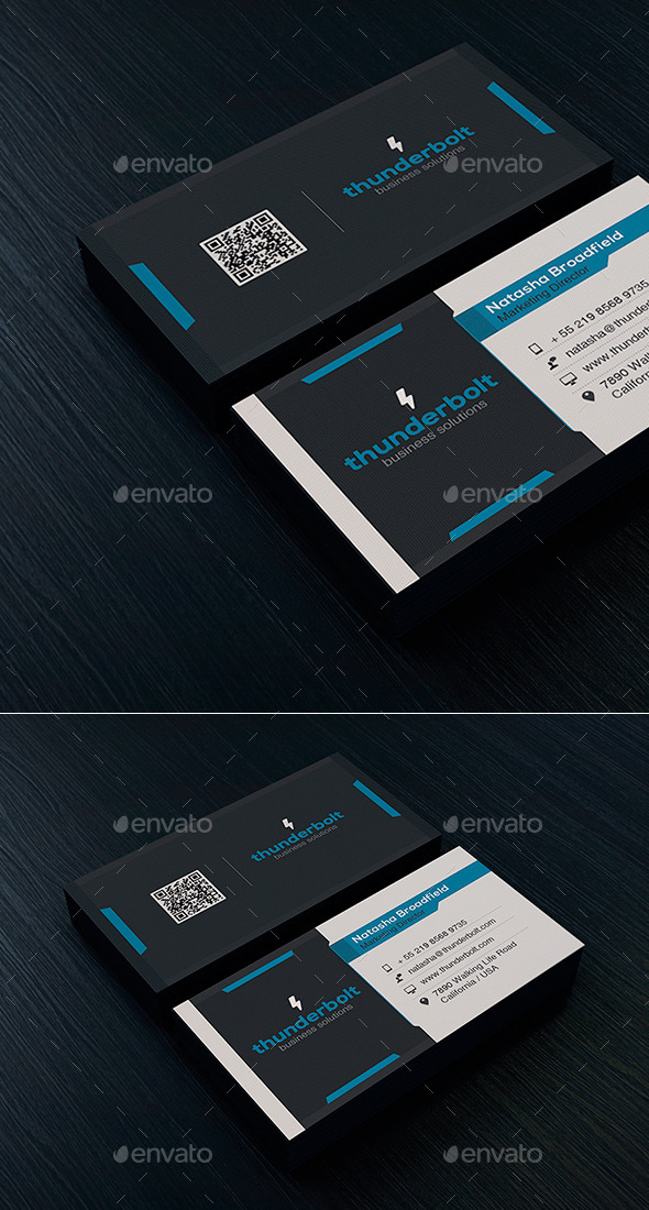Business Card Vol. 55 - Creative Business Cards