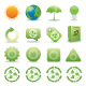 ECO VECTOR ICONS - GraphicRiver Item for Sale