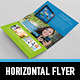 Metro Horizontal Brochure - GraphicRiver Item for Sale