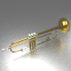 Brass Trumpet - 3DOcean Item for Sale