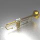 Brass Trumpet - 3DOcean Item for Sale