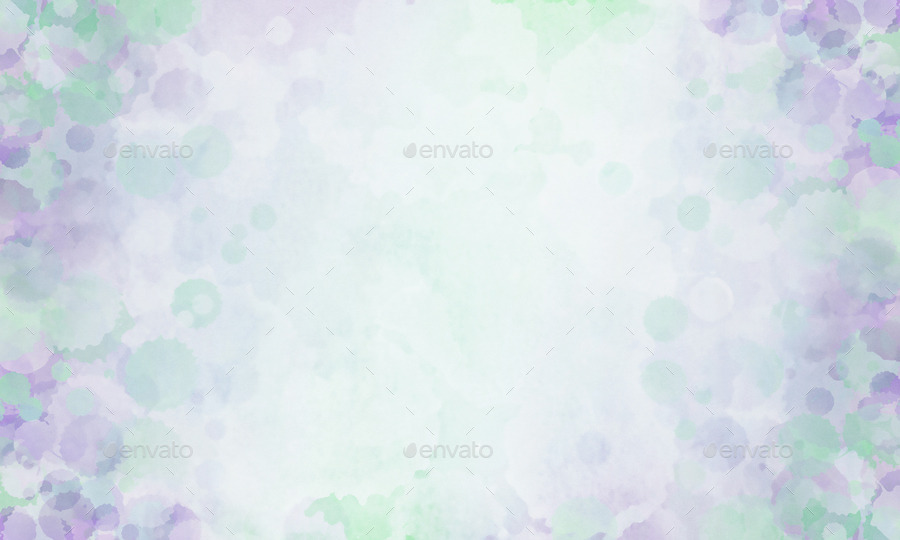 Painted Watercolor Backgrounds By Toivo Media Graphicriver