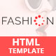 The Fashion - eCommerce Shop HTML Template - ThemeForest Item for Sale