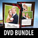 3 in 1 Wedding Event DVD Covers Bundle
