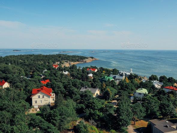 Finnish Archipelago - Stock Photo - Images