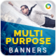Multi Purpose Facebook Cover Bundle - 10 Designs - GraphicRiver Item for Sale