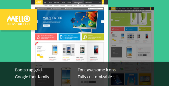 Mello – Html Template