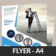 Construction Flyers Bundle Templates  - GraphicRiver Item for Sale