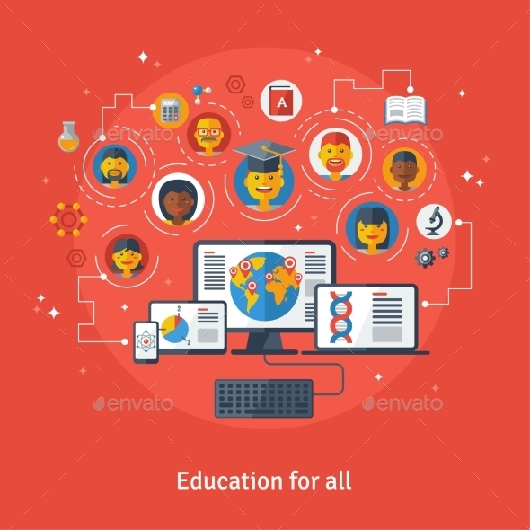 Concept of Education - Communications Technology