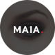 Maia : Event/Party E-Newsletter + Builder Access - ThemeForest Item for Sale