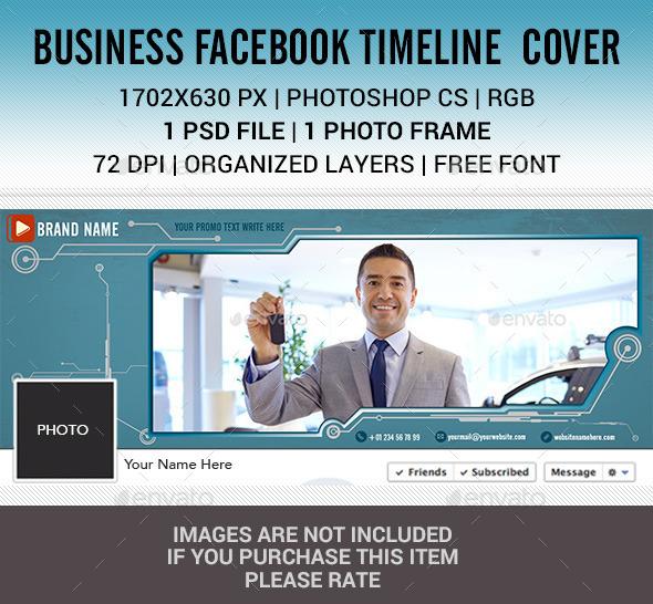 Commercial-Facebook-Timeline-Cover-v05 - Facebook Timeline Covers Social Media