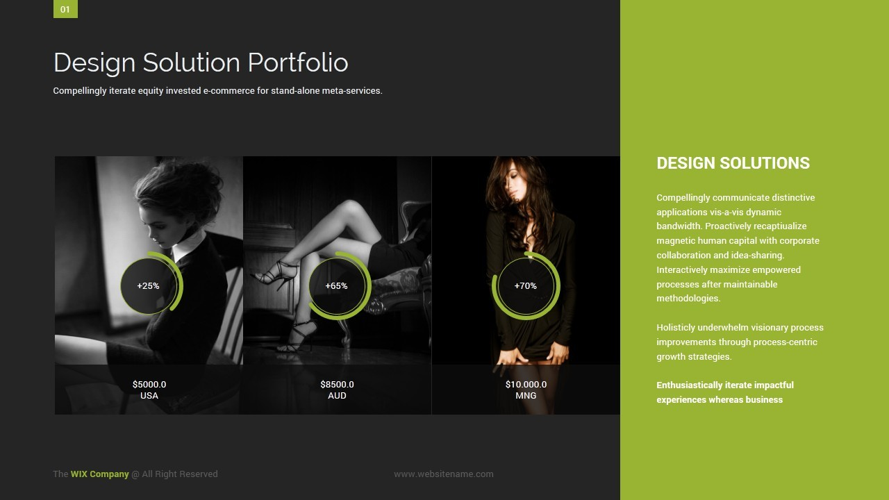100 templates for wix step by step guide how to build a
