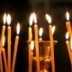Candles In Church  - VideoHive Item for Sale