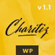 Charitiz - Charity, Donation & Auction WP Theme Nulled