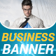 Business Banners v2 - GraphicRiver Item for Sale