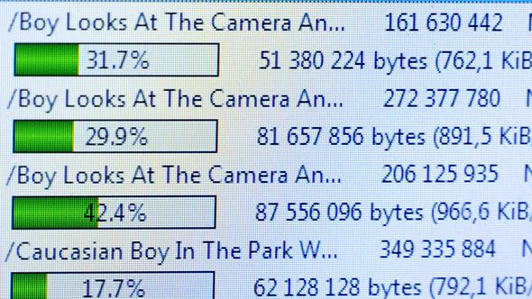 Files Uploading On A FTP Server