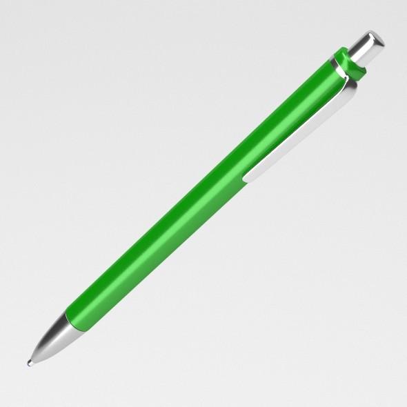 Green Pen - 3DOcean Item for Sale