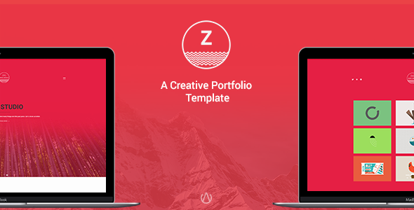 ZAG – Personal & Agency Bootstrap Template
