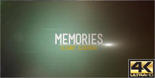 Memories Elegant Slideshow