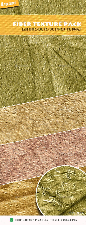 Fiber Texture Pack 21 - Miscellaneous Textures