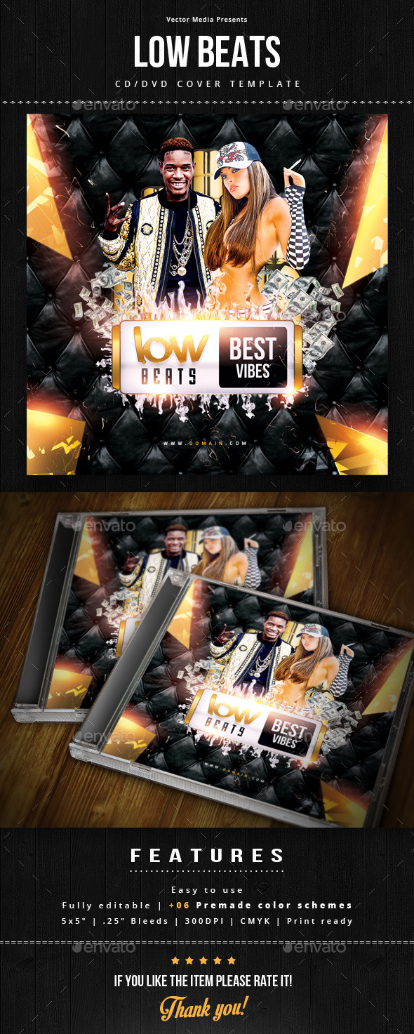 Low Beats Cd Cover