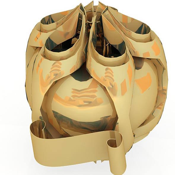 Pendant - 3DOcean Item for Sale