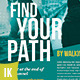 Flyer - Find your Path - GraphicRiver Item for Sale