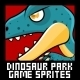 Dinosaur Park - Game Sprites - GraphicRiver Item for Sale