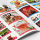 Modern Food Menu Design 2 - GraphicRiver Item for Sale