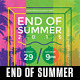 End of Summer Party Posters - GraphicRiver Item for Sale