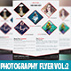 Photography Flyer Vol:2  - GraphicRiver Item for Sale