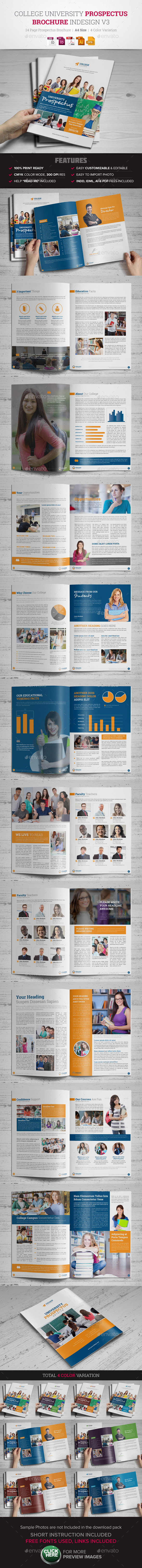 College University Prospectus Brochure v3 - Corporate Brochures