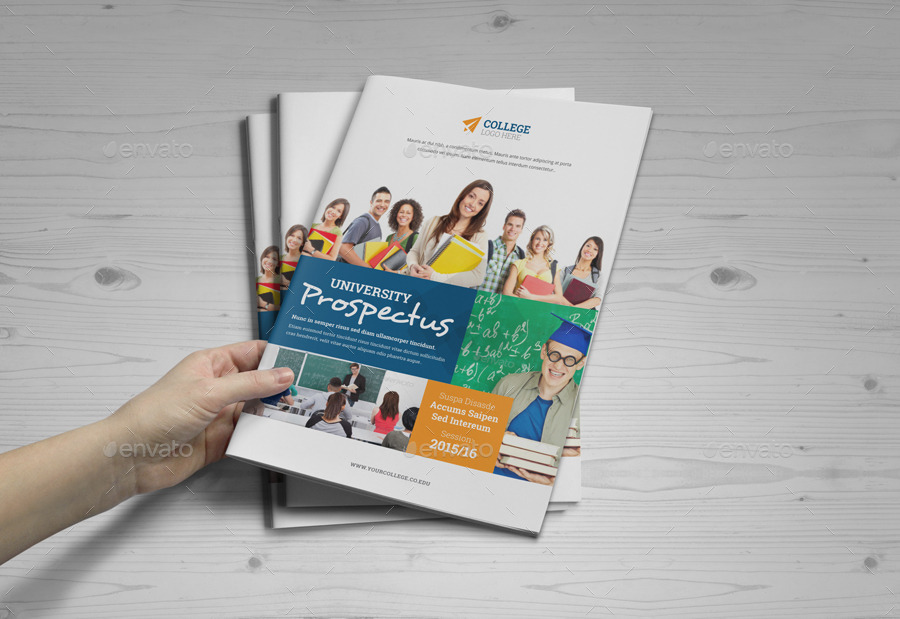 College University Prospectus Brochure V By JbnComilla