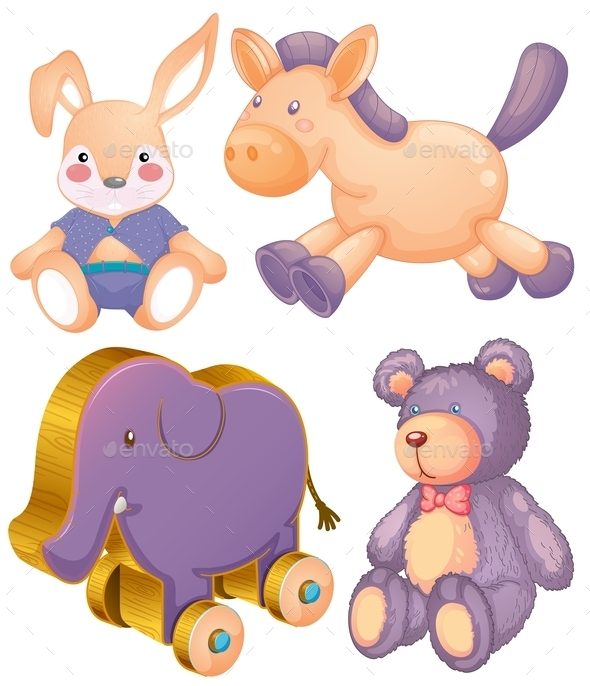 Animal Toys  - Animals Characters