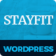Stayfit | Sports, Health, Gym & Fitness WP Theme Nulled