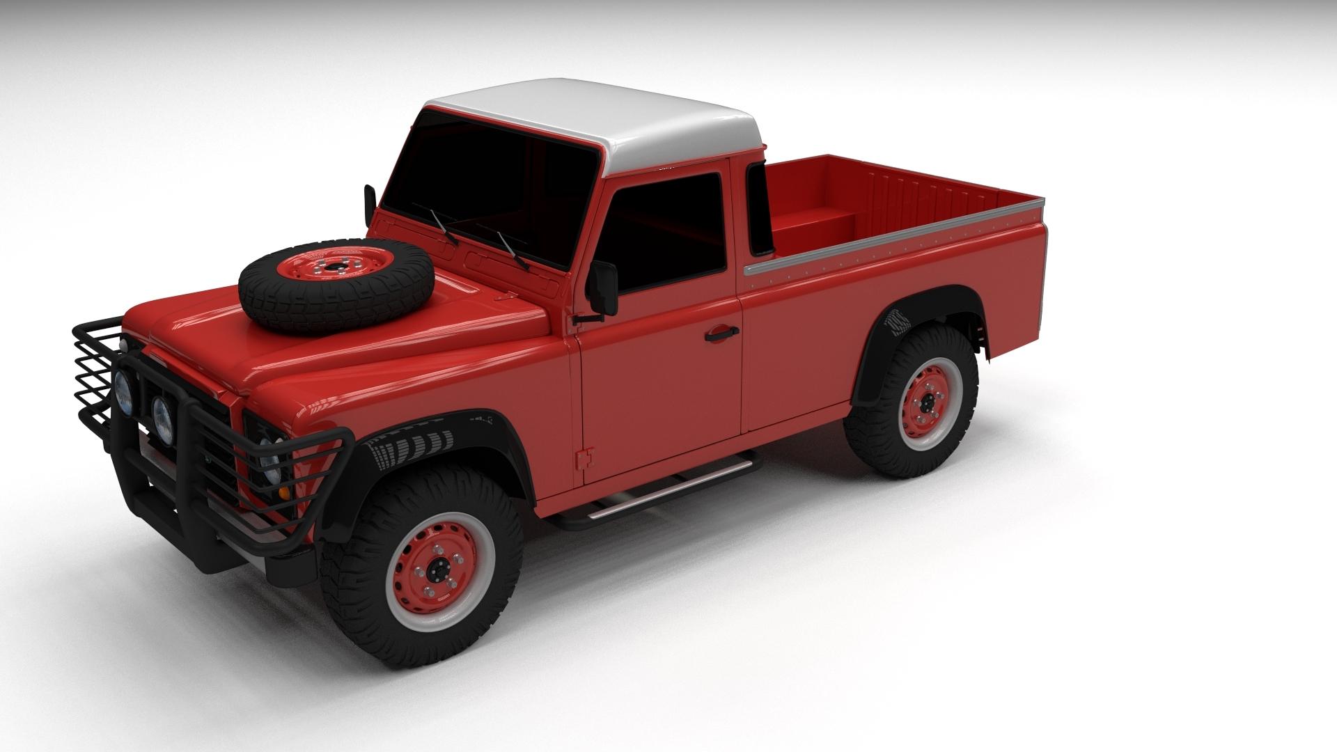 landrover rendered rover sport truck autoevolution rendering range land pickup news