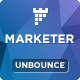 Marketer - Premium Marketing Unbounce Template