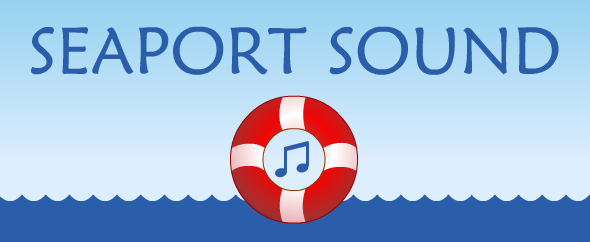 Seaportsoundhomeheaderaudiojungle