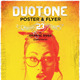 Duotone Poster and Flyer Template - GraphicRiver Item for Sale