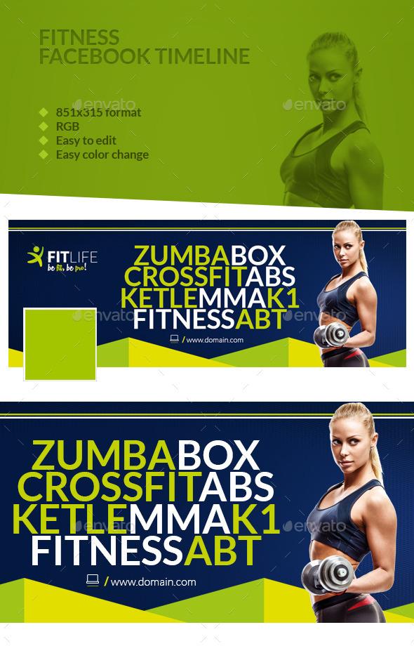 Fitness Timeline - Facebook Timeline Covers Social Media