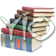Book's pile - GraphicRiver Item for Sale